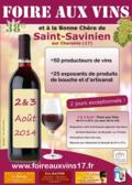 Affiche SAINT SAVINIEN-2014