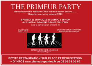 PRIMEUR PARTY RECTO
